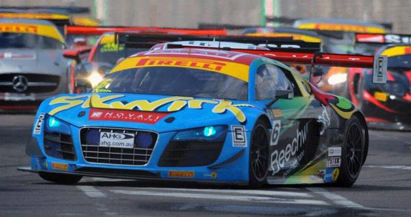 Nathan Antunes wins Race 2 in Townsville