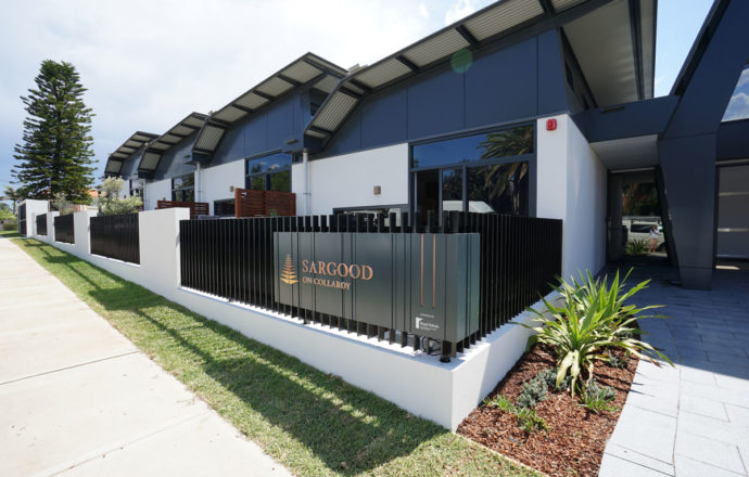 We are proud to announce the completion of Sargood on Collaroy