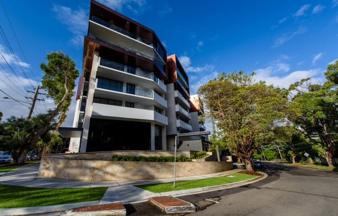 Embassy Residences, St Leonards