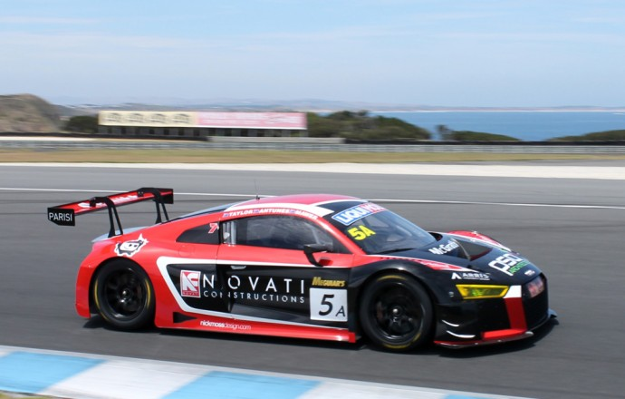 Novati at the Liqui-Moly Bathurst 12 Hour
